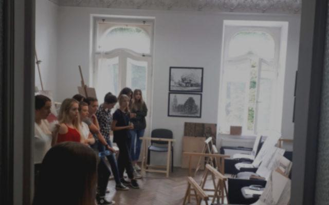 szkola rysunku krakow, pracownia malarska w krakowie, intensywny kurs rysunku przed egzamina