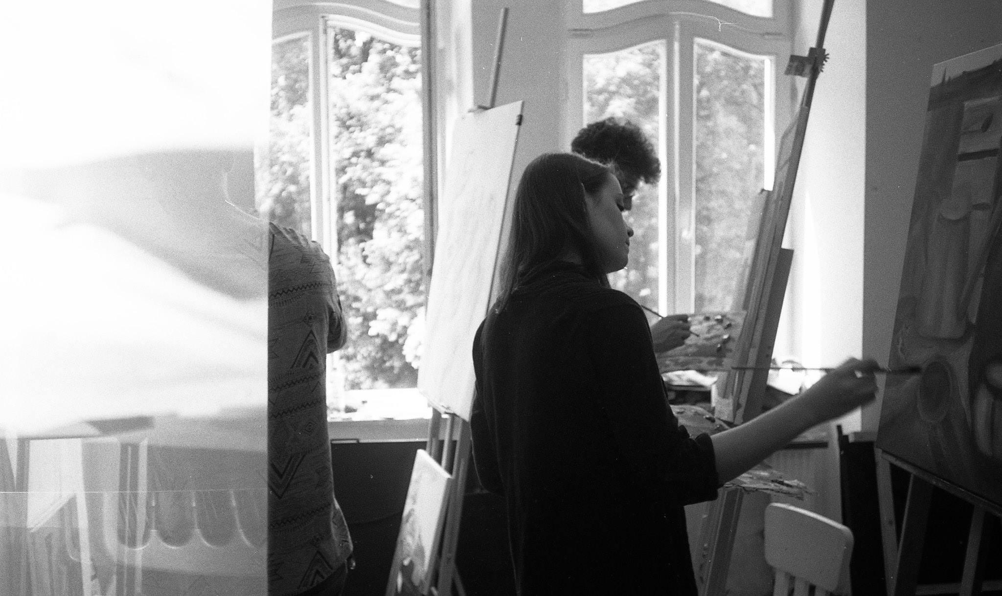 kurs rysunku i malarstwa asp wzornictwo krakow