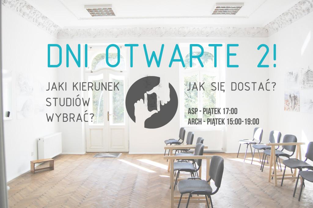 dni otwarte DOMIN Kraków, najlepszy kurs rysunku w Krakowie, jak dostać się na architekturę, jak dostać się na ASP