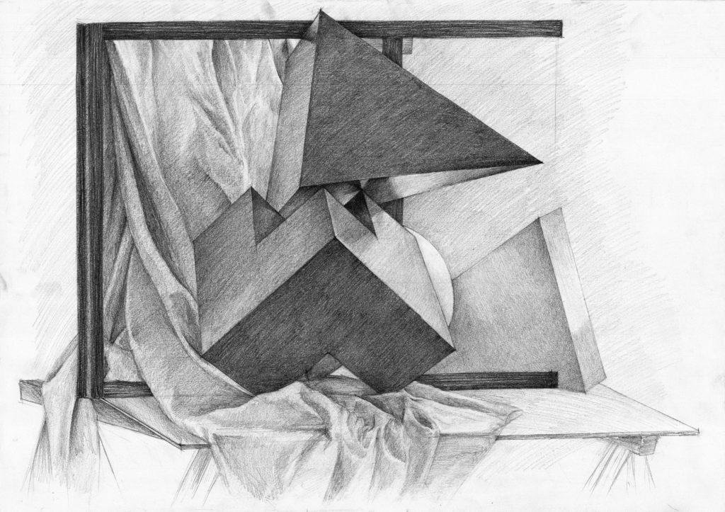 egzamin wstepny architektura krakow bryly geometria