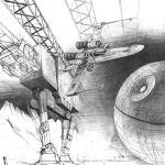 rysunek star wars, gwiezdne wojny, kurs rysunku hobby
