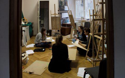 kurs malarstwa w krakowie, kurs asp, jak dostać się na kierunki artystyczne, efektywny spędzanie czasu,