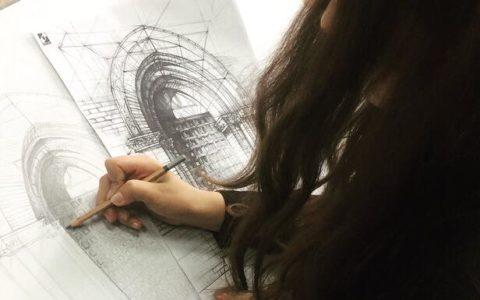 nauka rysunku od podstaw