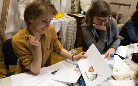 zajecia artystyczne w krakowie asp