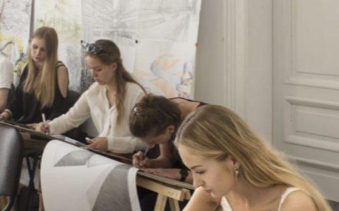 zajecia rysunkowe dla licealistow krakow