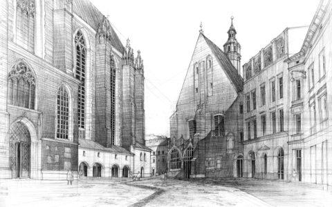 co rysowac na egzamin na architekture w krakowie