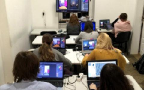 kurst digital painting w krakowie, kurs projektowania graficznego kraków, kurs malowania w photoshopie, kurs rysowania na tablecie