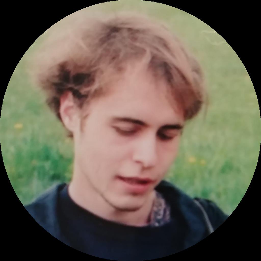 Michał - prowadzący kurs Art & Design